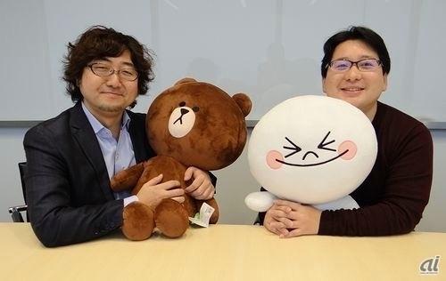 5億ユーザー見据えるLINE、2014年は「破壊と創造」 - CNET Japan