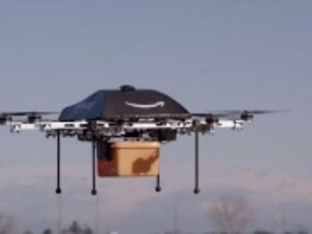 アマゾンCEO、ドローンによる配送サービスの進捗を報告--第7〜8世代が設計段階