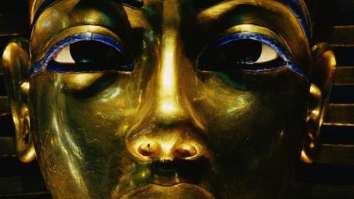 Imágenes de radar revelan cámara oculta en la tumba del rey Tutankamón