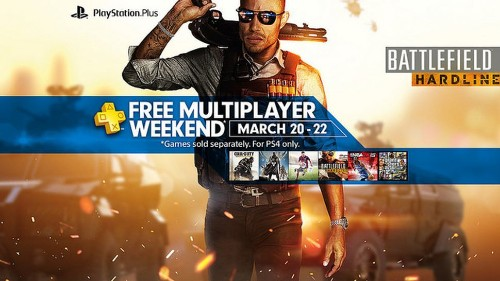 ¿Tienes un PS4? juega gratis 'online' todo el fin de semana