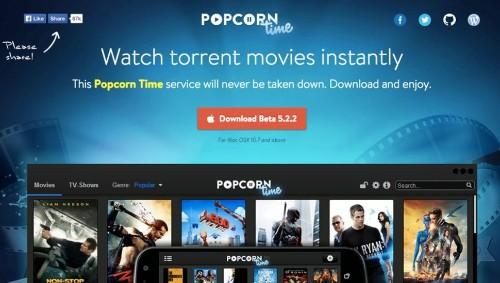 Popcorn Time llega a iOS sin necesidad de 'jailbreak'