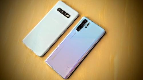 Las razones para comprar el Huawei P30 Pro en vez del Galaxy S10 Plus