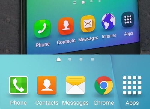 ¿Está Samsung planeando el Galaxy S6 Plus?