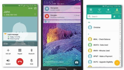 Llega Android Lollipop para el Samsung Galaxy Note 4 en Verizon