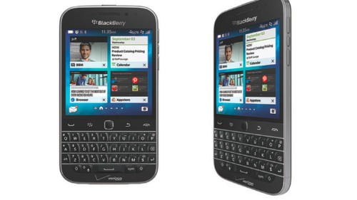 La BlackBerry Classic llega a Verizon el 26 de febrero por US$100