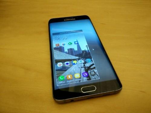 Cómo funciona el nuevo modo a una mano del Samsung Galaxy Note 5 y S6 Edge+