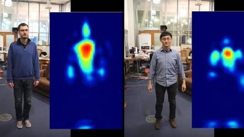 Nueva tecnología permitirá ver a personas a través de las paredes