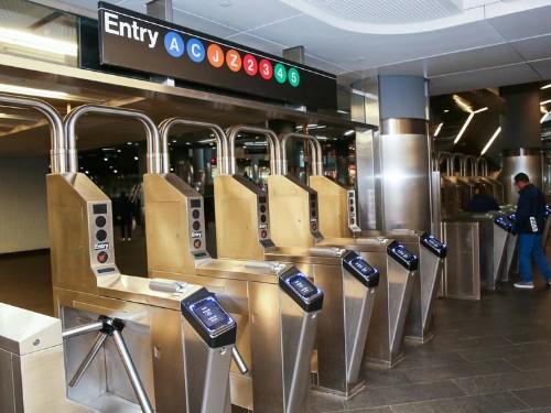 Google Pay llega al metro de Nueva York
