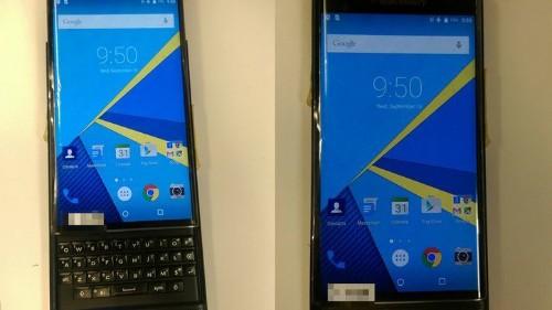 BlackBerry confirma el próximo lanzamiento de Priv, su primer celular con Android