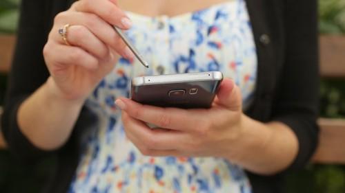 Se llamará Galaxy Note 7 y tendrá escáner de iris: palabra de Evan Blass