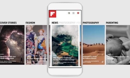 Flipboardが大幅アップデート--複数の雑誌を作成、カスタマイズも - CNET Japan
