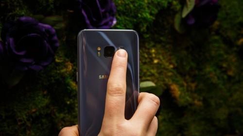 El escáner dactilar del Galaxy S9 no estará en la pantalla: reporte