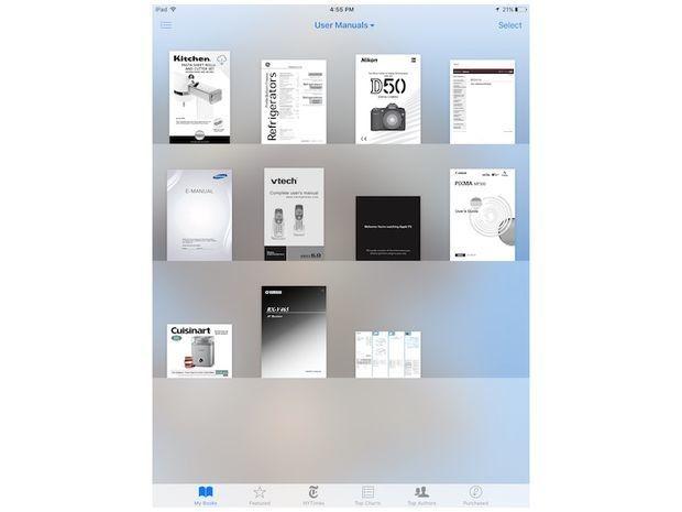 ¡Adiós al papel! Llegó la hora de reciclar tus manuales de usuario
