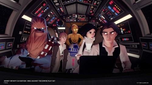 Disney le echa un ojo a la realidad virtual para sus videojuegos