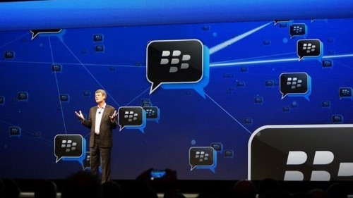 Una mirada a la historia de los dispositivos BlackBerry (fotos)