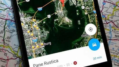 Cómo ver tus mapas personalizados en Google Maps para Android