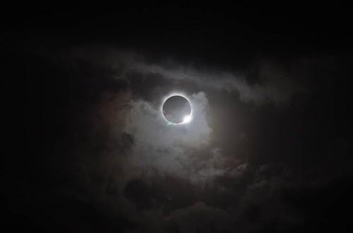 Cómo ver el eclipse total de Sol del 8 de marzo por Internet