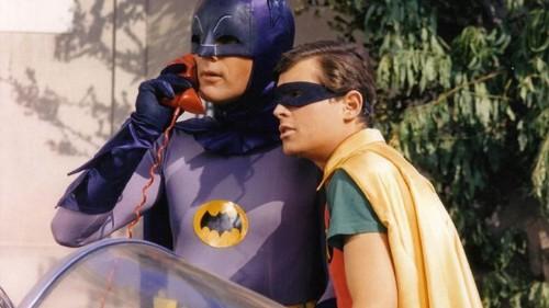 Batman y Robin originales serán estrellas de nueva película