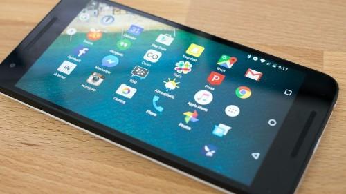 Cómo habilitar la rotación automática para la pantalla de inicio de Android