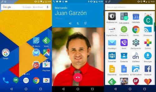 Android Marshmallow aún sigue llegando a celulares a pesar de Nougat