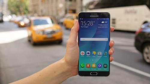 Rumores de un Galaxy Note 7 con escáner de iris se hacen más fuertes