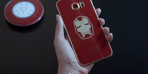 El Galaxy S7 Edge tendrá una versión 'Batman v Superman': reporte