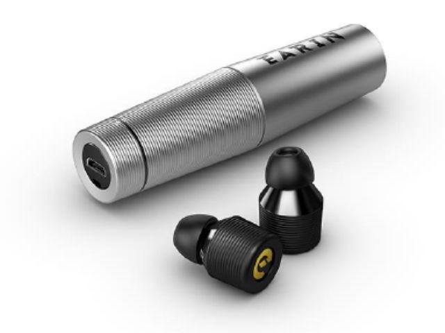 耳に収まる超小型Bluetoothヘッドホン「EARIN」--日本でも発売開始