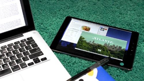 Cómo usar una tableta como segunda pantalla