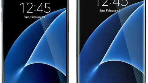 El Samsung Galaxy S7 y Galaxy S7 Edge se podrían ver así