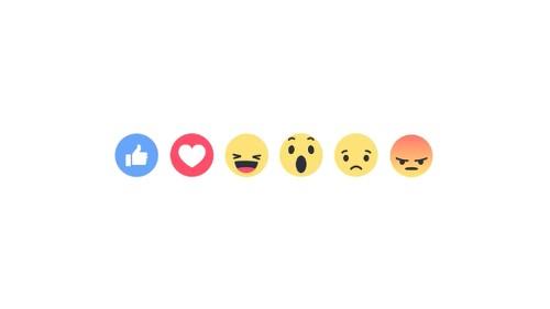 Reactions, los nuevos 'Me gusta' en Facebook, llegan hoy a todo el mundo
