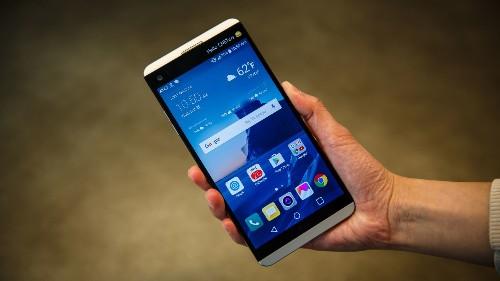 El LG V20 ha vendido 200,000 unidades en 10 días en EE.UU.
