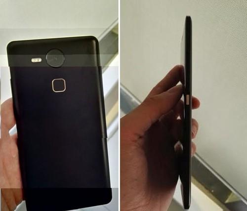 ¿Es éste el próximo gran celular de Huawei?