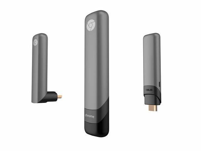 「Chromebit」の第一印象--期待集める「Chrome OS」搭載スティック型コンピュータ