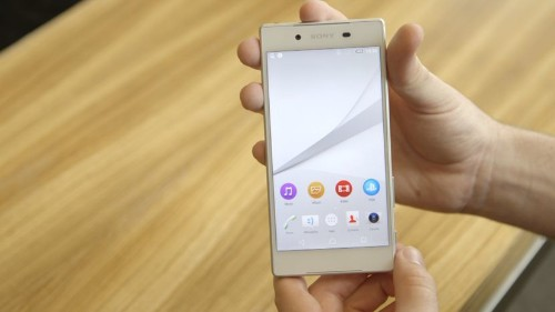 Frente a frente: Sony Xperia Z5, Xperia Z5 Premium, Samsung Galaxy Note 5, Galaxy S6 Edge+