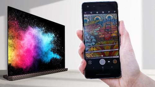 Pantallas OLED para teléfonos y televisores: ¿Cuál es la diferencia?