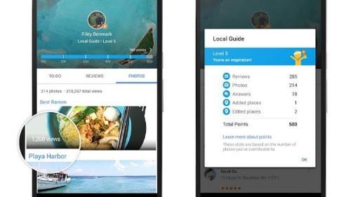 Google Maps te regala 1TB de espacio en Drive si te conviertes en guía local