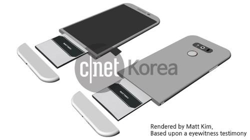El LG G5 tendrá una batería removible como nunca has visto