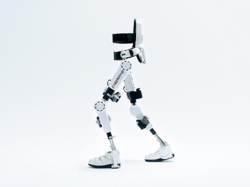 Cyberyne HAL, el exoesqueleto robótico, por fin ha llegado a Estados Unidos.