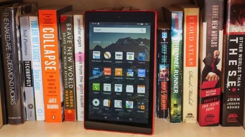 Compra la tableta Amazon Fire HD 8 con Alexa por solo US$60