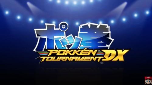 Pokkén Tournament DX de Nintendo Switch: fecha