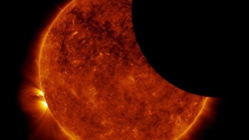 Cómo ver el eclipse parcial de sol del 13 de septiembre por Internet