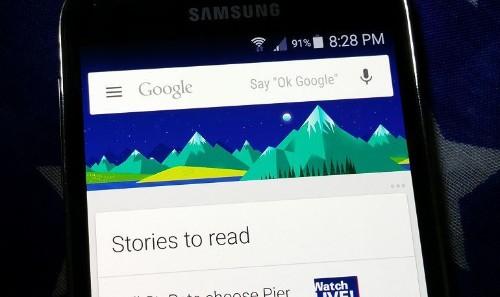 Tres órdenes que puedes enviar a Google Now desde la Web