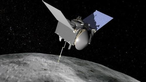 Cazador de meteoritos avista la Tierra