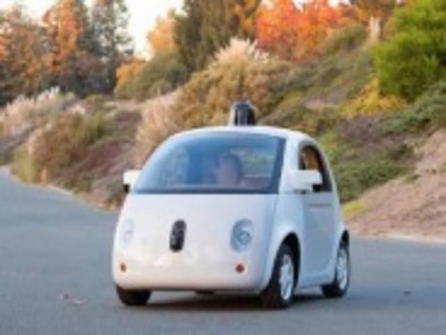 グーグル、自律走行車プロトタイプの完成版を披露