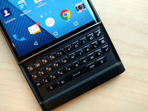 Frente a frente: BlackBerry Priv, Galaxy Note 5, Droid Turbo 2, LG G4, Nexus 6P