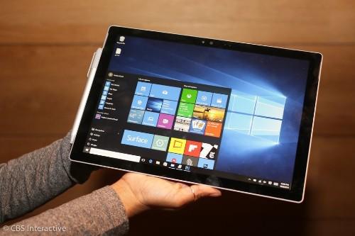 Frente a frente: Surface Pro 4 vs. MacBook Air vs. iPad Pro vs. Pixel C