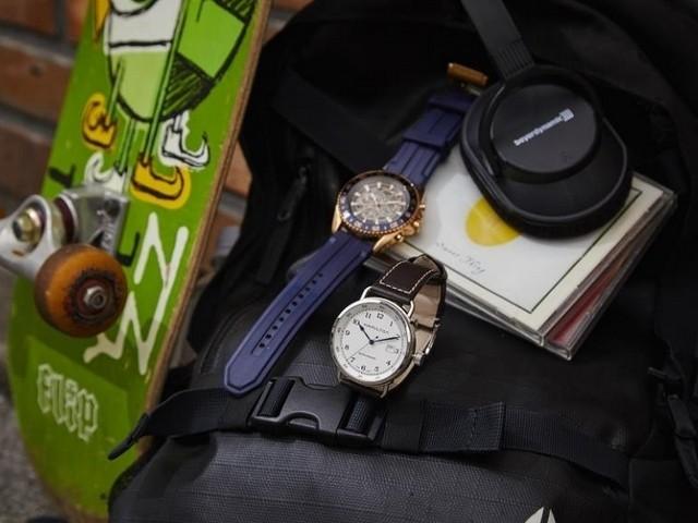 男性向けのブランド腕時計レンタル「KARITOKE」--月額3980円から