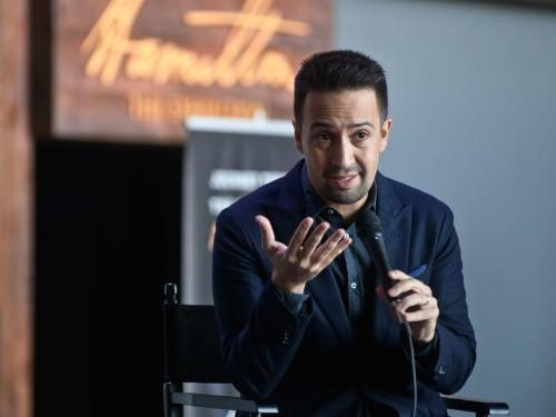 Netflix ganó los derechos de un musical dirigido por Lin-Manuel Miranda