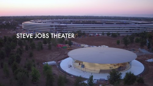 El auditorio Steve Jobs: ¿Cómo es el lugar de lanzamiento del iPhone 8?