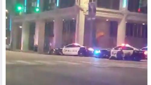 Tiroteo mortal contra policías en Dallas se transmitió en vivo por Facebook